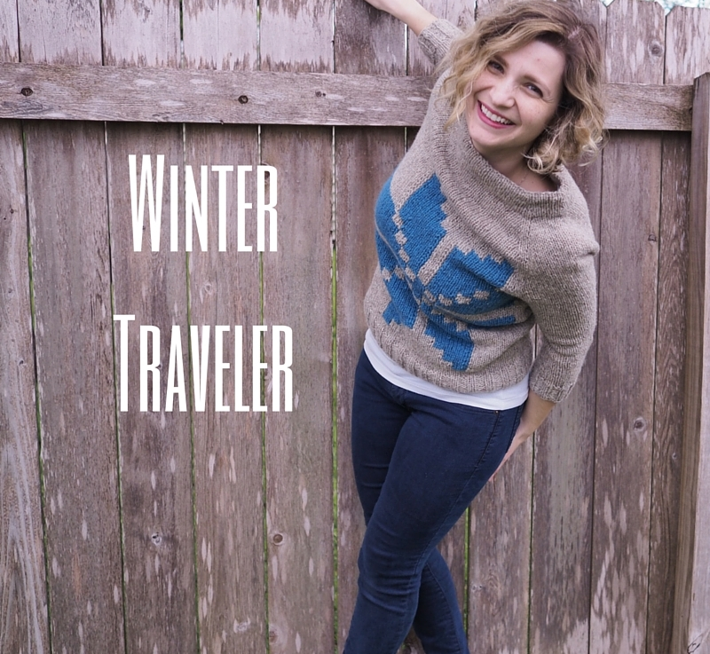 FO Friday – Winter Traveler