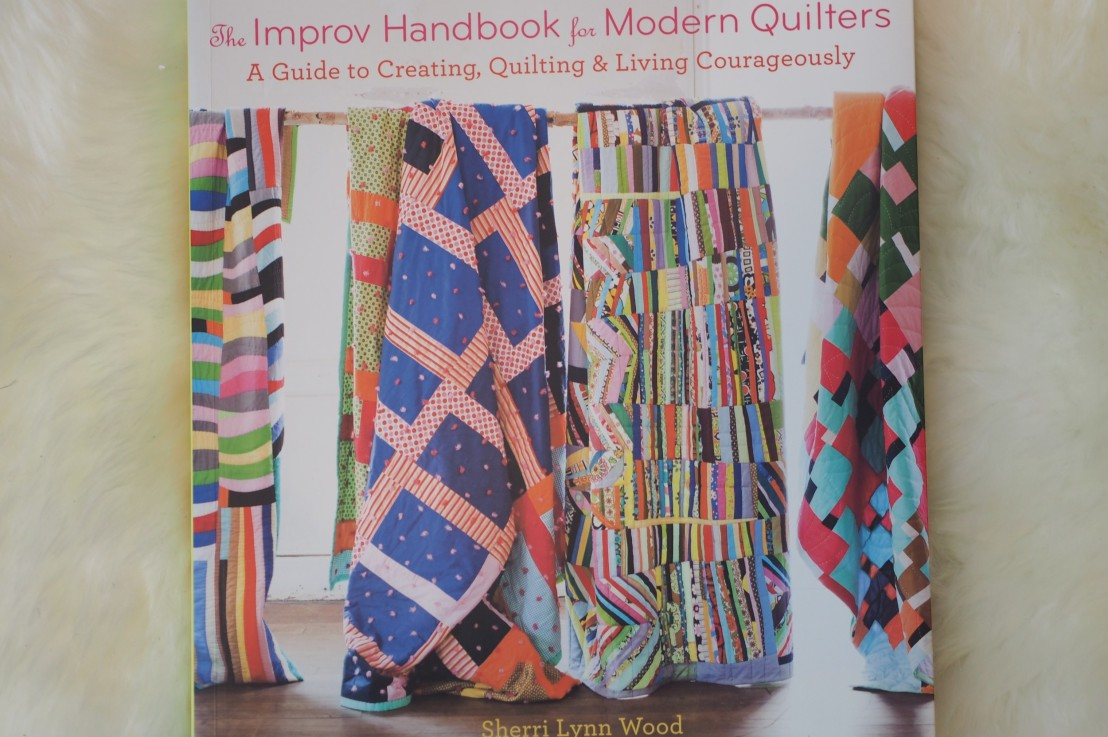 Crafty Reads: The Improv Handbook for Modern Quilters