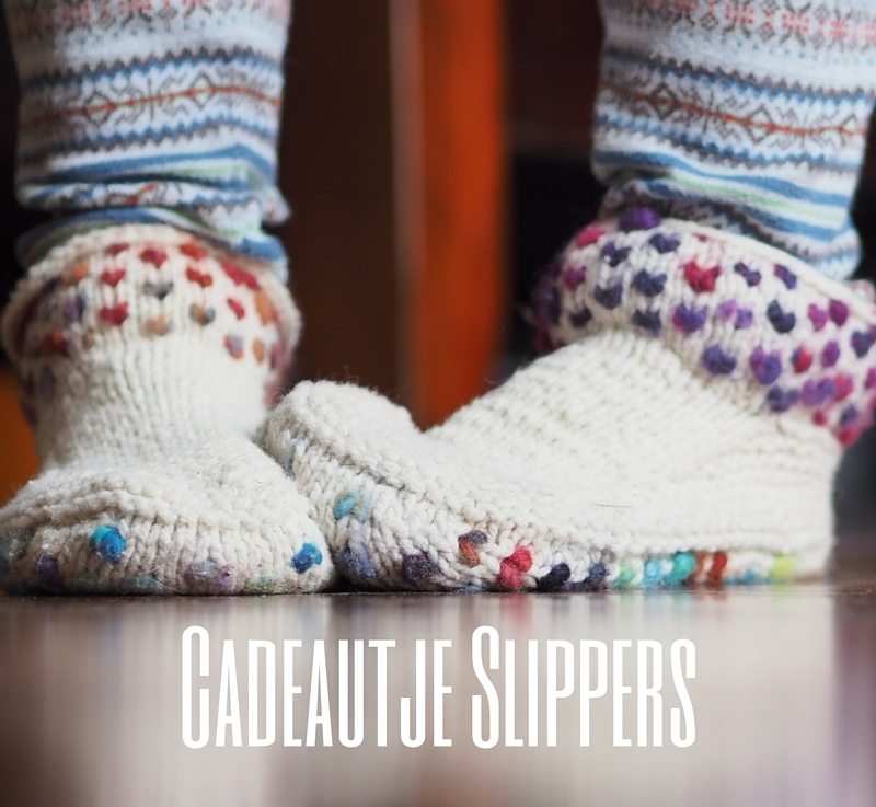 FO Friday – CadeautjeSlippers