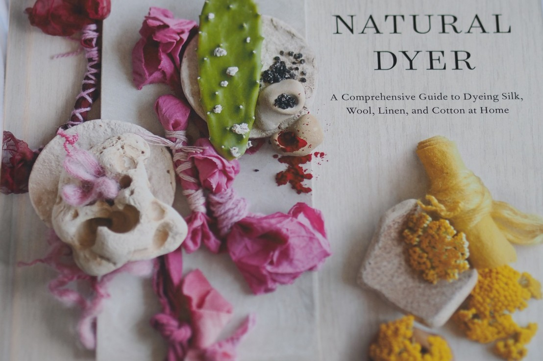 Crafty Reads: The Modern Natural Dyer