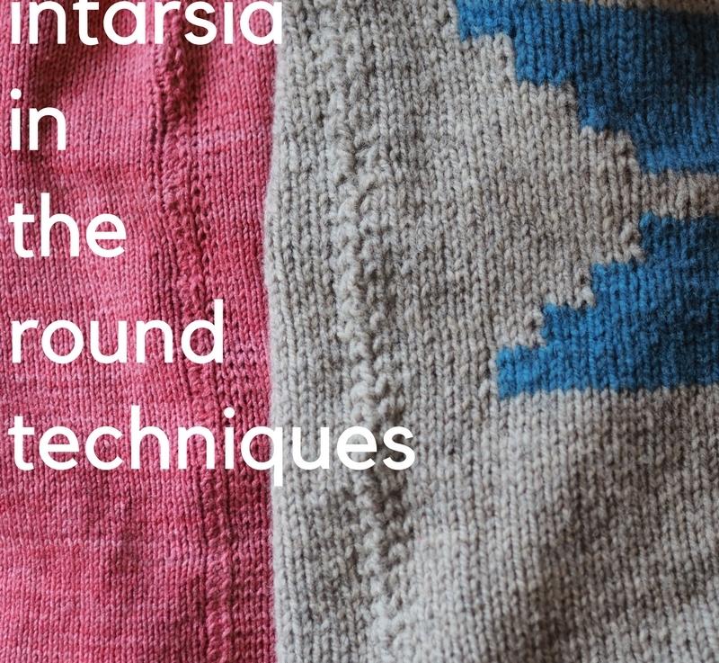 Intarsia in the RoundTechniques
