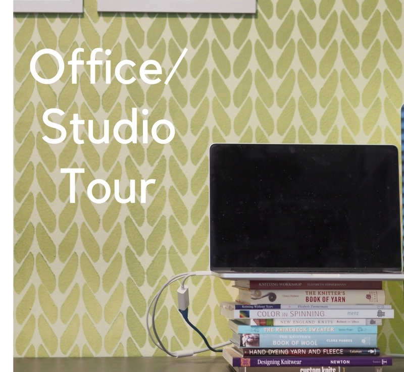 Office/Studio Tour