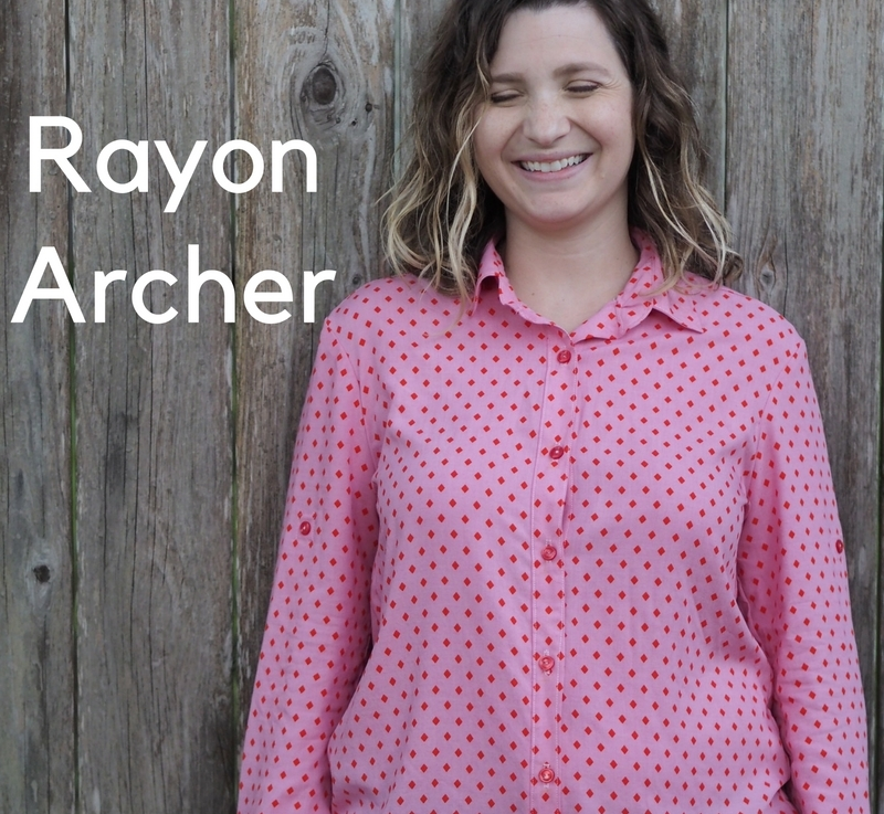 FO Friday: Rayon Archer