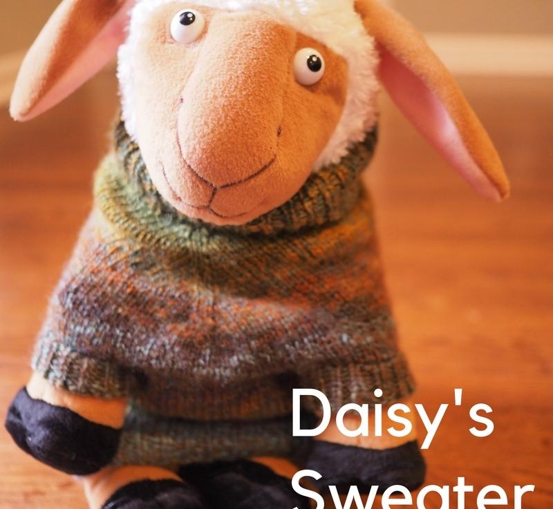 FO Friday: Daisy'sSweater