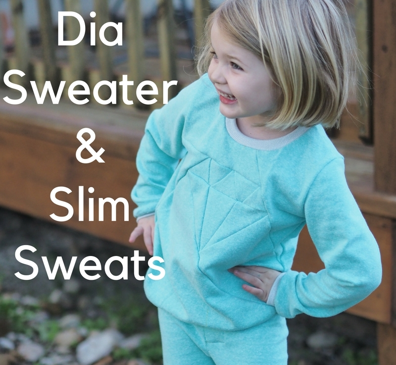 FO Friday: Dia Sweater & Slim Sweats