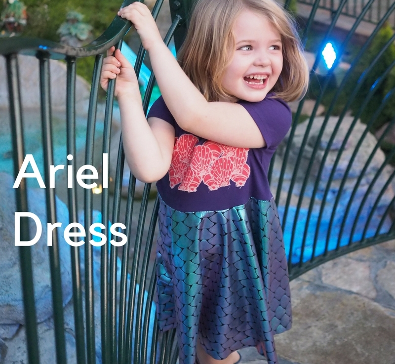 FO Friday: Ariel Dress