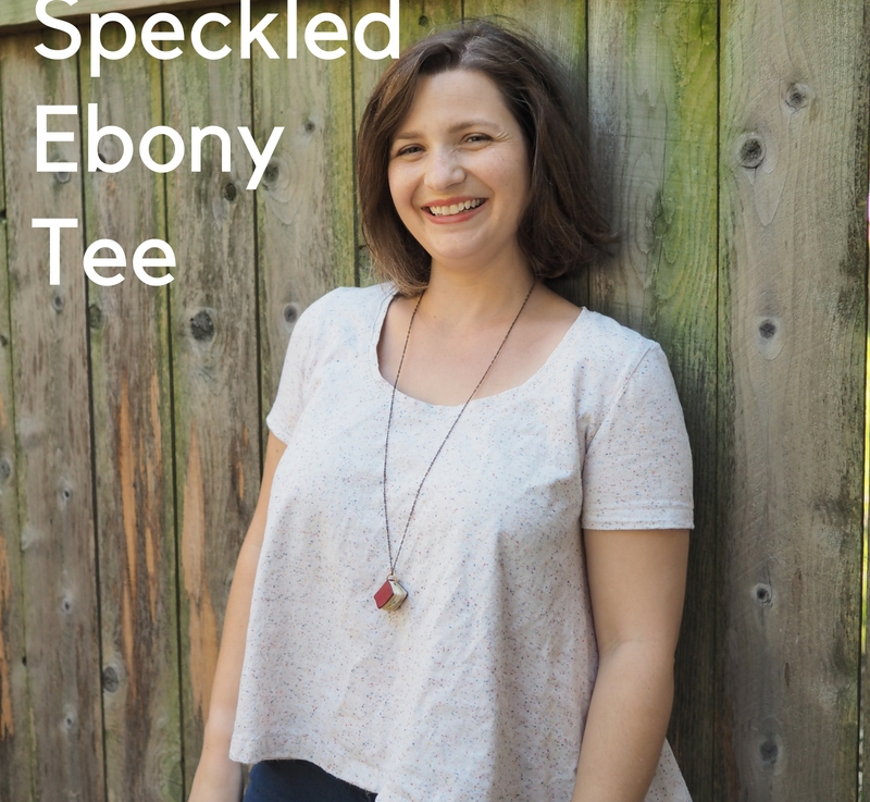 FO Friday: Speckled EbonyTee