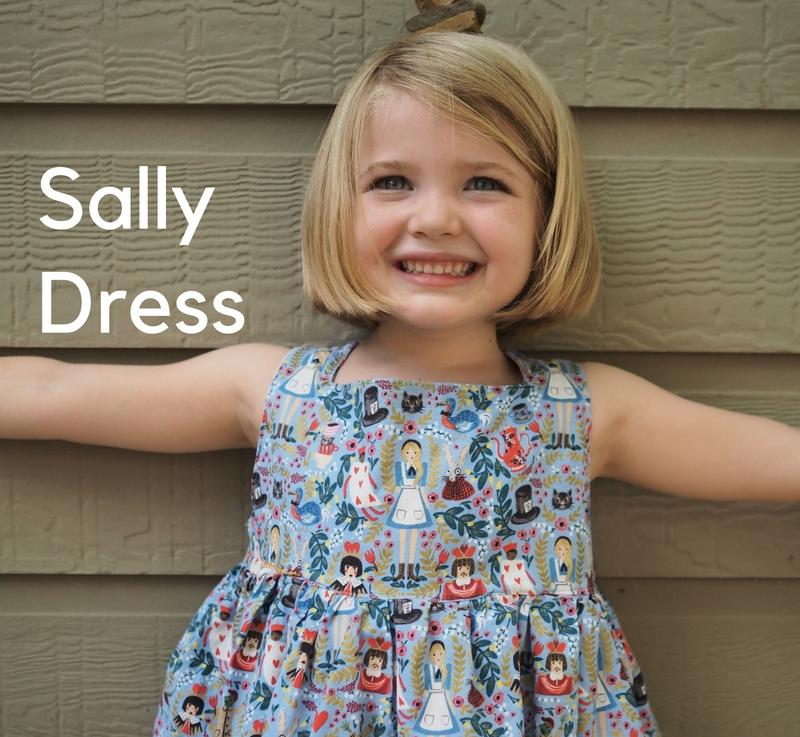 FO Friday: SallyDress