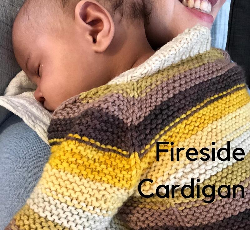 Fireside Cardigan